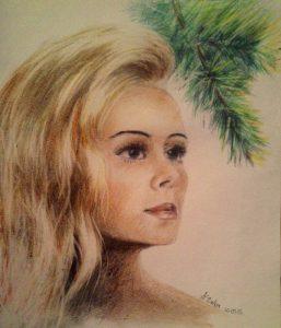 Anastasiya portret