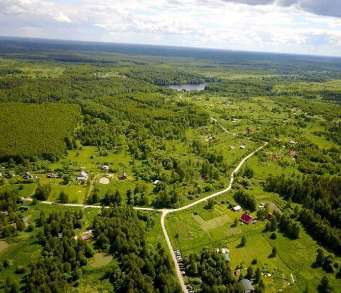 Поселение родовых поместий Родное, Владимирская область