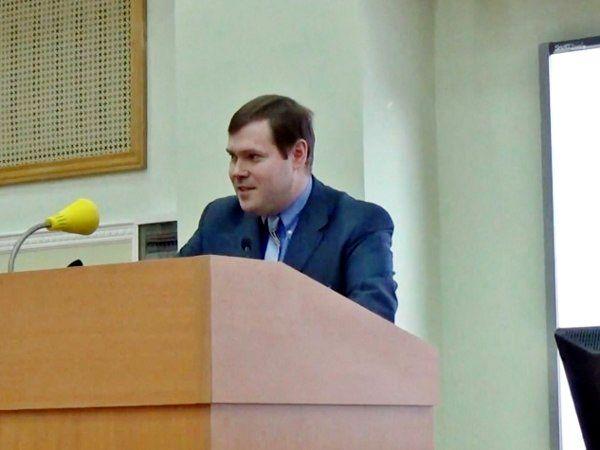 Павлов Мижаил Юрьевич к.э.н., доцент МГУ