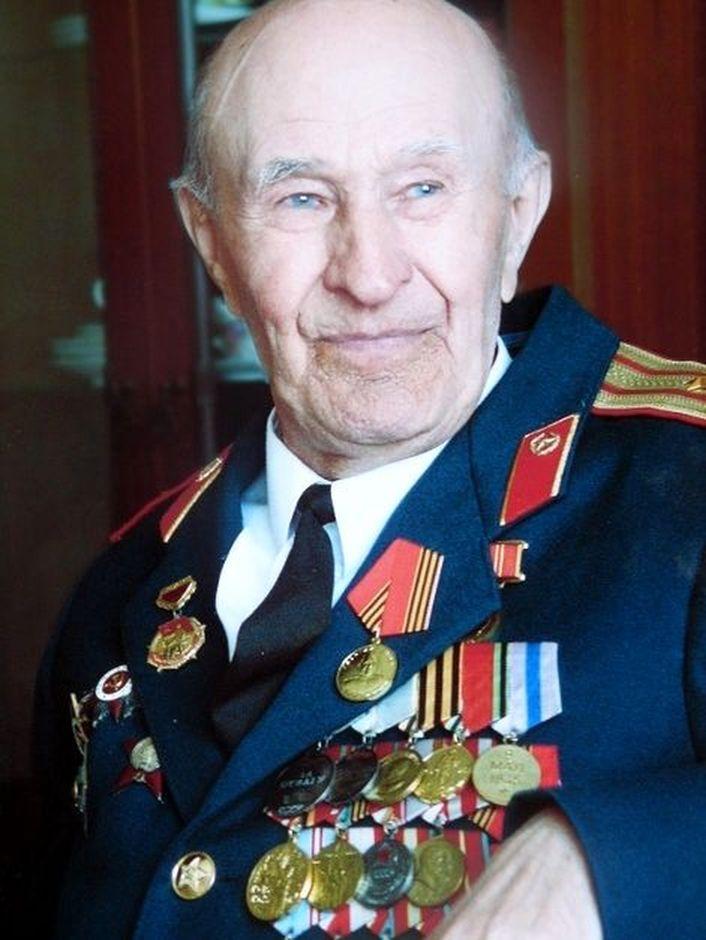 Жуков Иван Дмитриевич